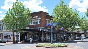 Hamilton in Victoria, Australia