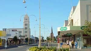 Horsham in Victoria, Australia
