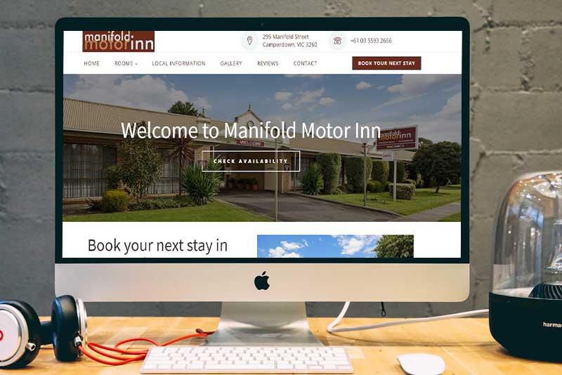 Top Notch I.T Web Design Ballarat Portfolio Image 1