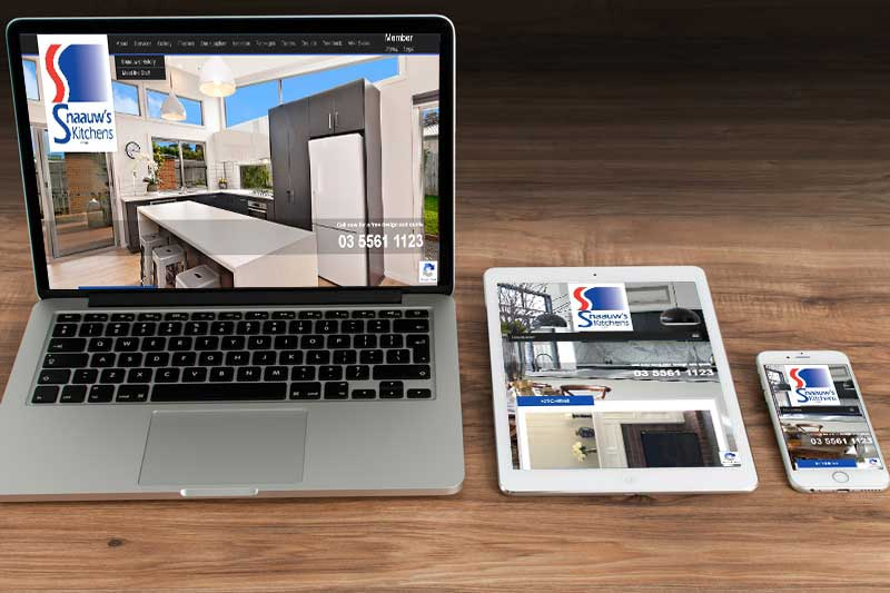 Top Notch I.T Web Design Hamilton Online Portfolio Image 1