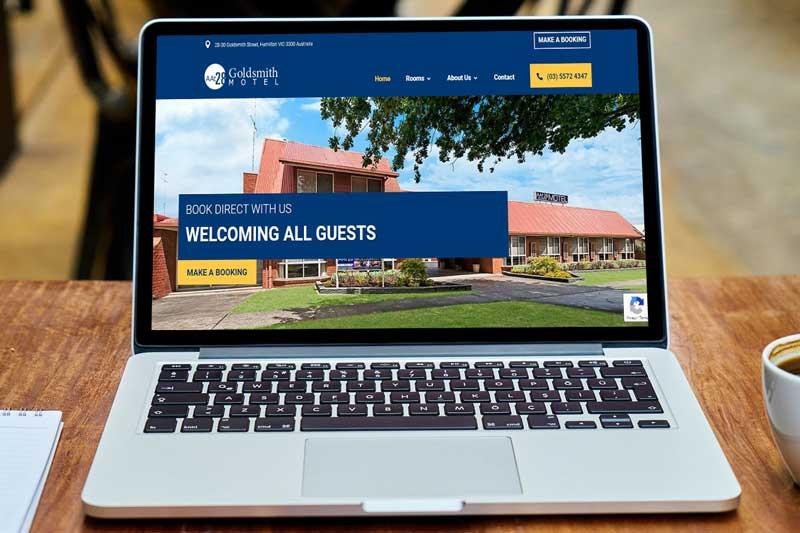 Top Notch I.T Web Design Horsham SEO and Online Services Portfolio Image 12