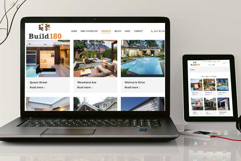 Top Notch I.T Web Design Warrnambool online Portfolio Image 7