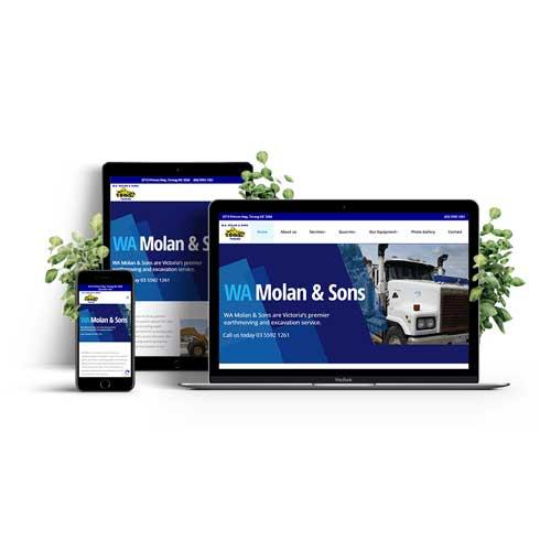 Top Notch IT Web Design Portfolio Image 02